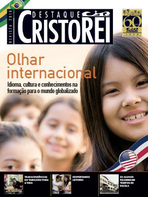 Revista Destaque Cristo Rei 2016